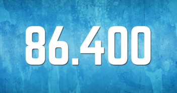 86.400 Möglichkeiten und Chancen. Jeden Tag!
